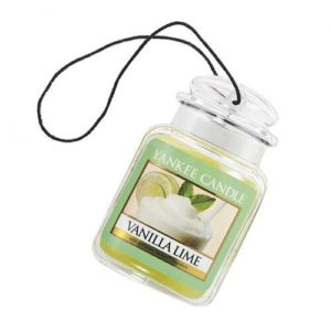 Ultimate Car Jar Vanilla Lime