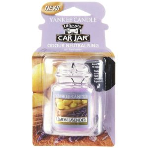 Ultimate Car Jar Lemon Lavender