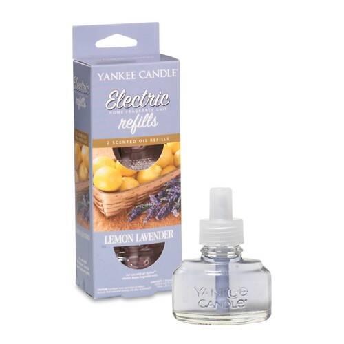 Lemon Lavender Scent Plug Refill Pack