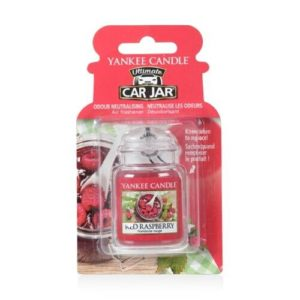Ultimate Car Jar Red Raspberry