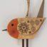 New England Robin decoration