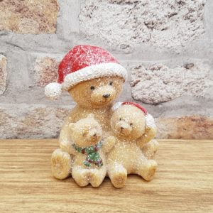 resin bear family