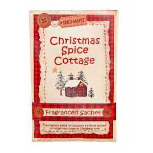 Christmas Spice Cottage Fragranced Sachet 20g