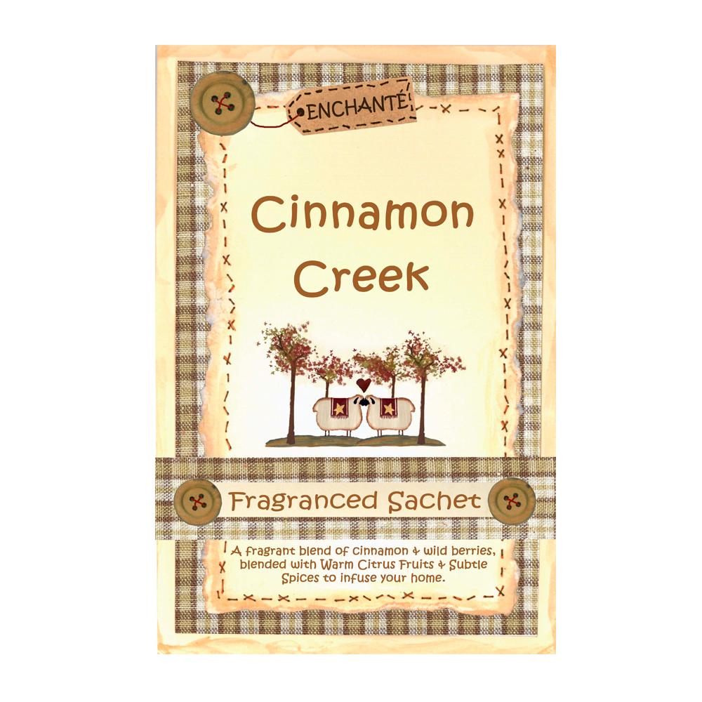 Cinnamon Creek Fragranced Sachet 20g