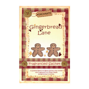 Gingerbread Lane Fragranced Sachet 20g