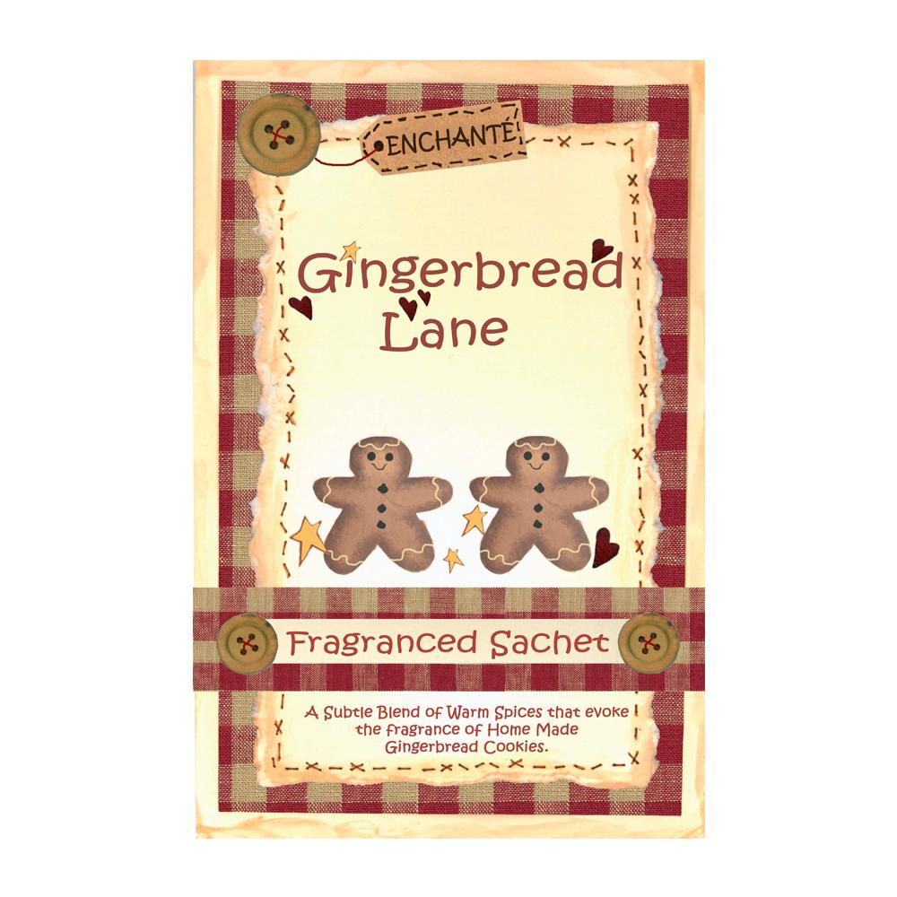 Gingerbread Lane Fragranced Sachet 20g