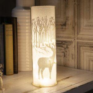 LED reindeer light tube